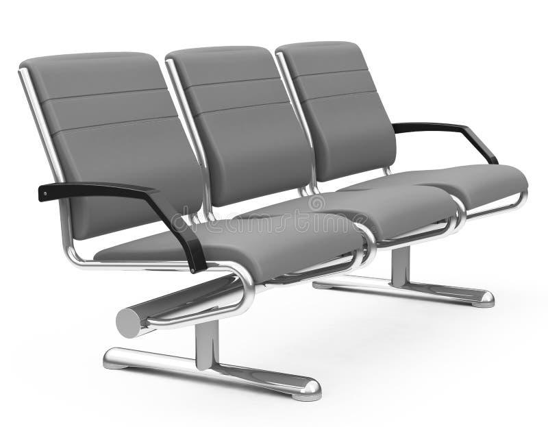 Les sièges illustration de vecteur
