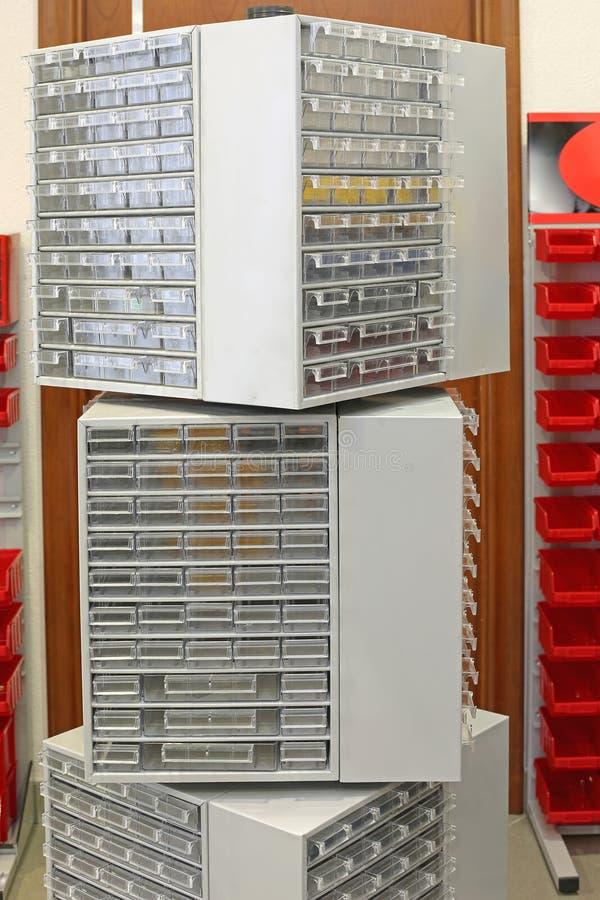 Les tiroirs dominent photos libres de droits