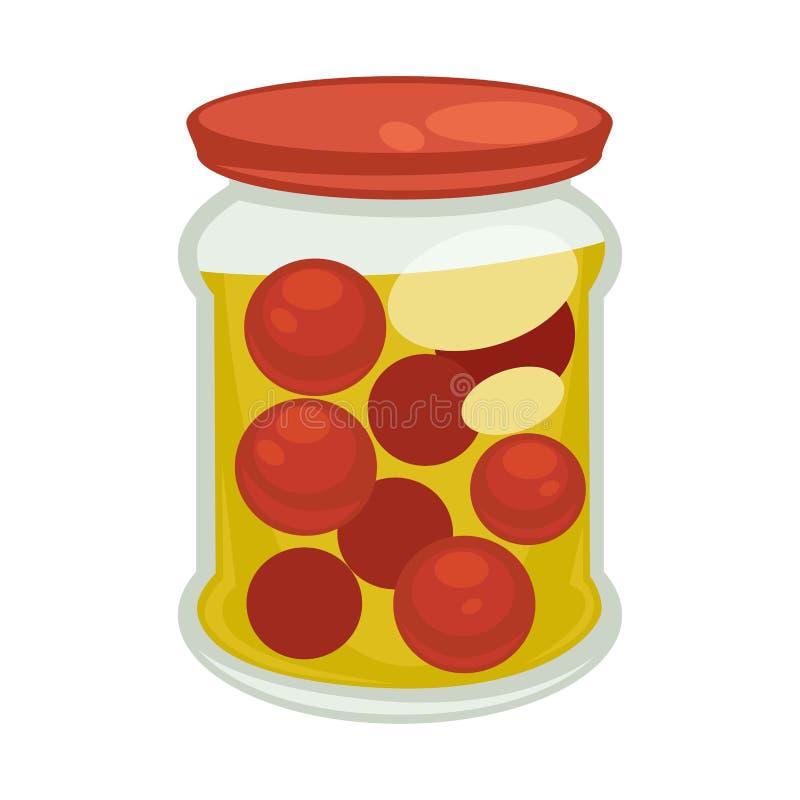 les tomates cerises en bo te dans le grand pot ont isol l. Black Bedroom Furniture Sets. Home Design Ideas