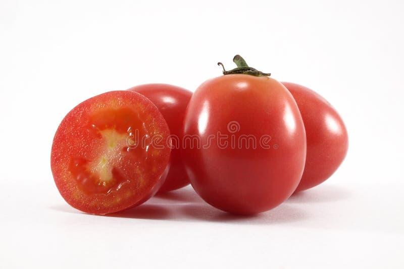 Les tomates sont déchirure photographie stock libre de droits