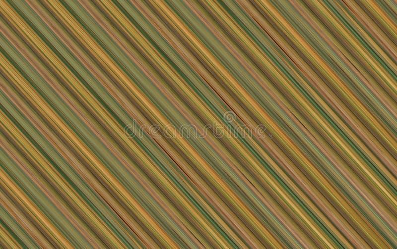 Les tons beiges de texture linéaire abstraite de fond modèlent diagonalement photos stock
