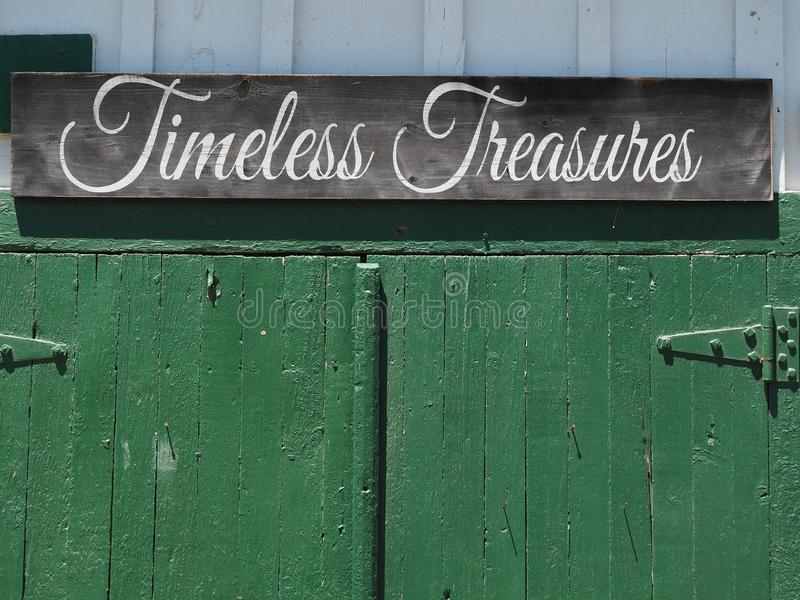 Les trésors intemporels signent pour des récolteuses de cru photos libres de droits
