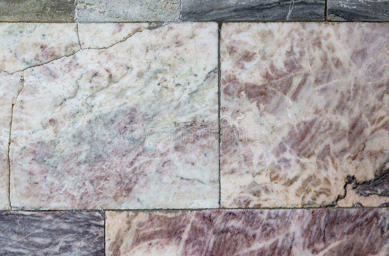 Les tuiles de marbre de mur et de plancher peuvent employer pour le fond photo libre de droits