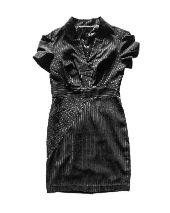 Les vêtements modernes ont isolé image stock