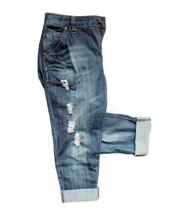 Les vêtements modernes ont isolé photo libre de droits
