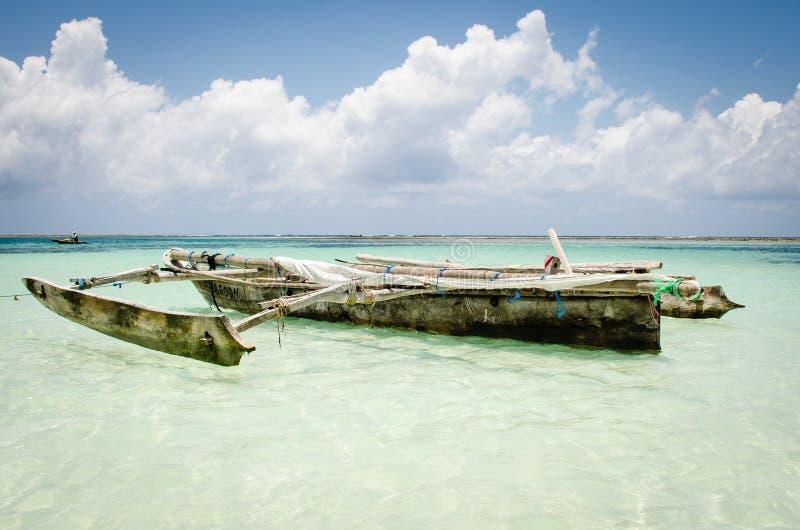 Les vacances d'été de Zanzibar décrivent l'inspiration pendant des vacances sur l'île photos stock