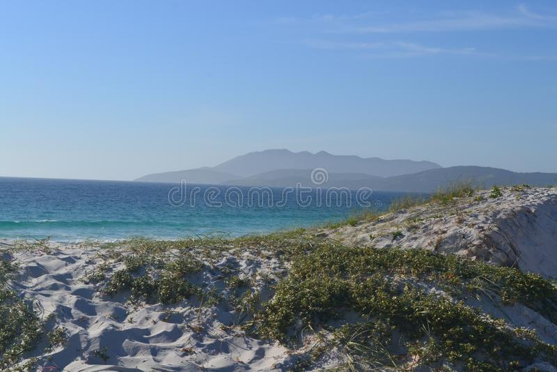 Les vagues de Cabo Frio photo stock