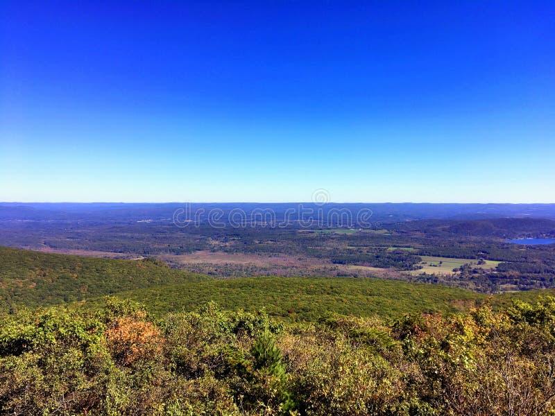 Les vues de la montagne le Connecticut d'ours photo stock