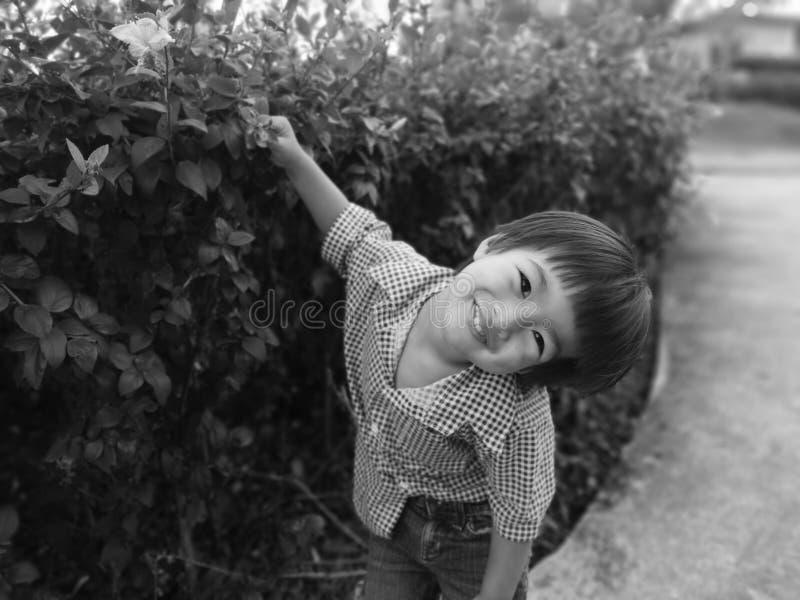 Les yeux des enfants photographie stock