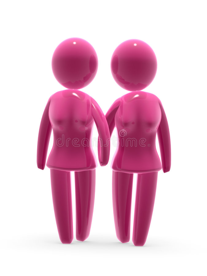 Download Lesbian Couple Stock Photo - Image: 7199090