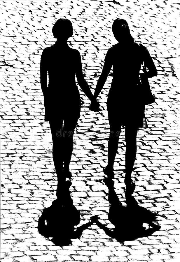 Free Lesbians Stock Image - 4462001