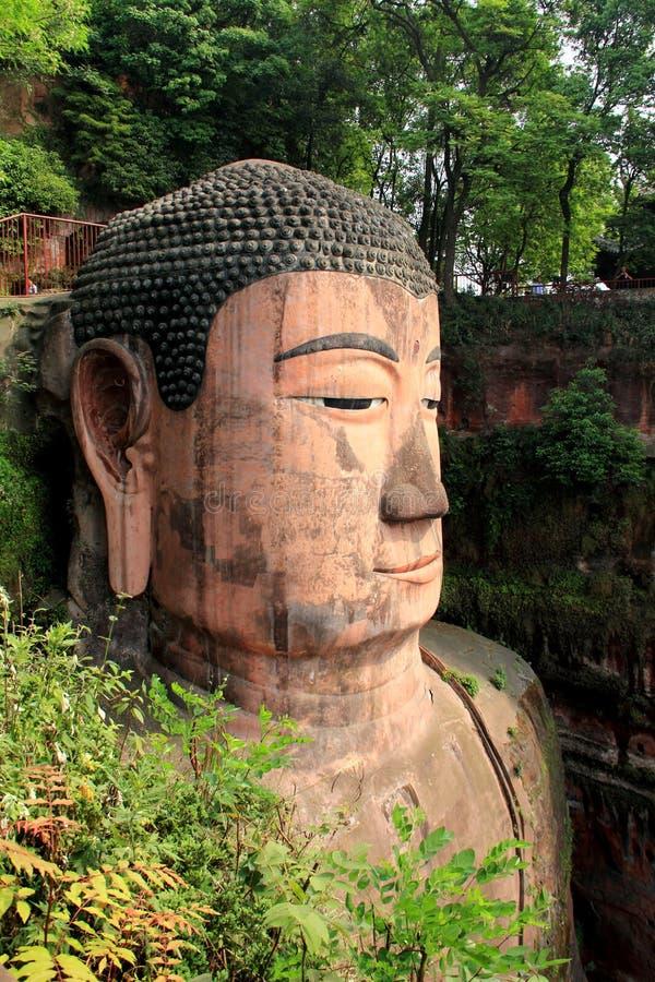 Free Leshan Giant Buddha Stock Photography - 19462822