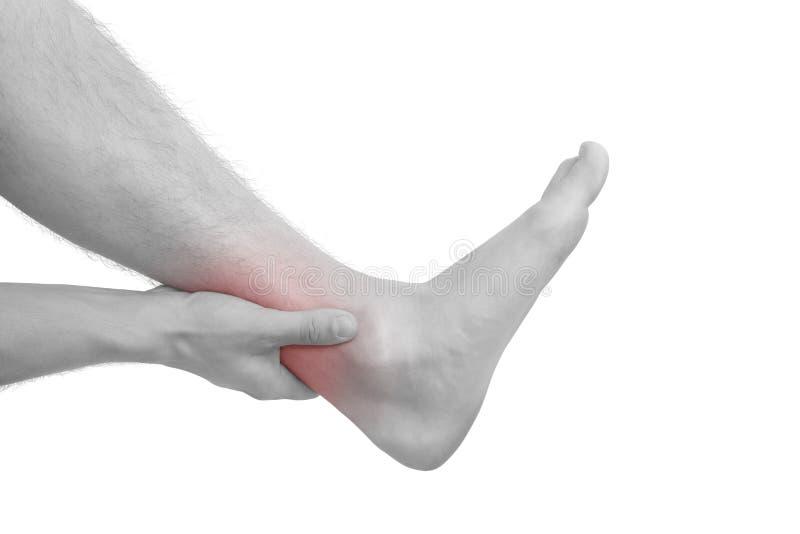 Lesiones del músculo imagen de archivo libre de regalías