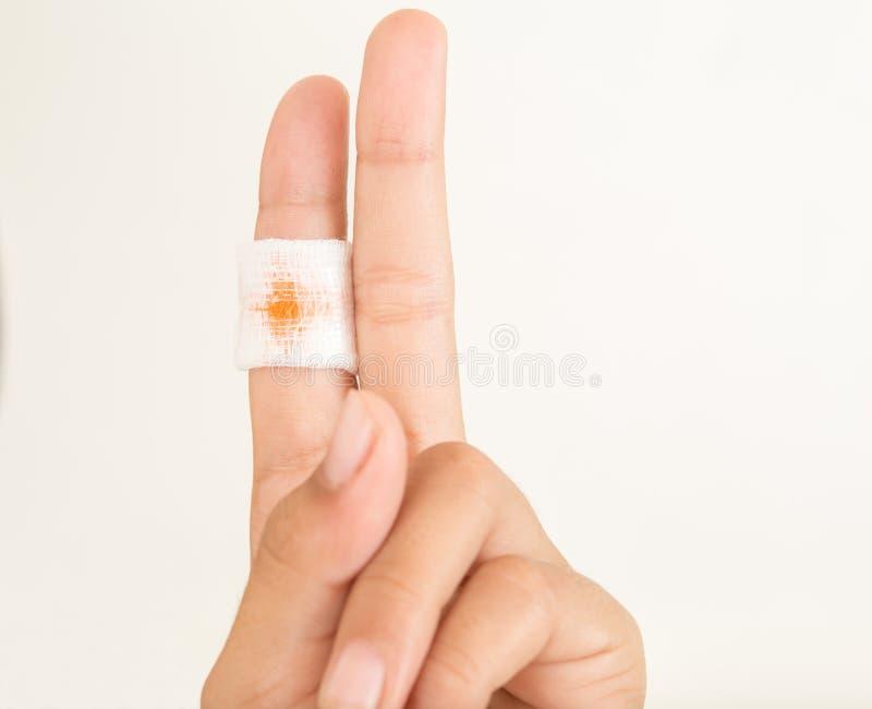 lesiones sangre accidente imagen de archivo