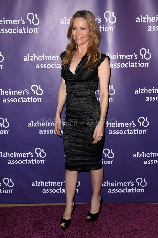 Leslie Mann. At the 19th Annual A Night At Sardi's Fundraiser and Awards Dinner Benefiting The Alzheimer's Association, Beverly Hilton Hotel, Beverly Hills, CA royalty free stock photography