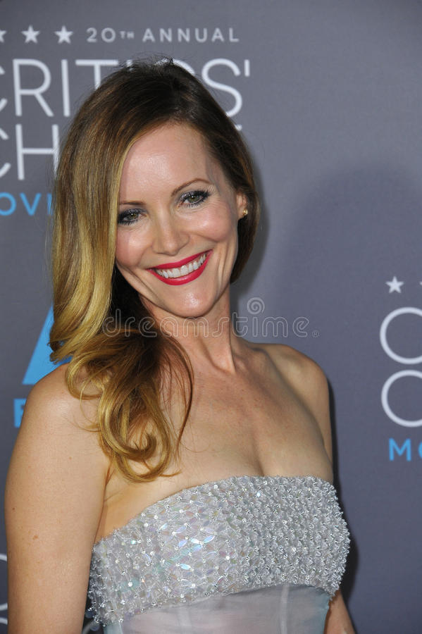 Leslie Mann stock photos