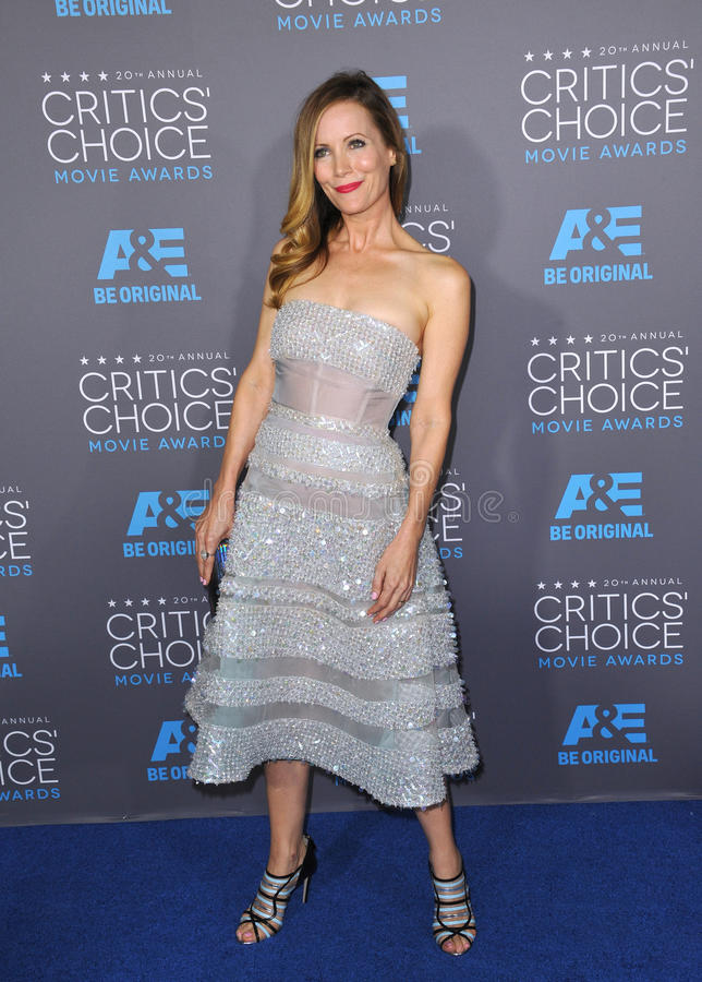 Leslie Mann royalty free stock photography