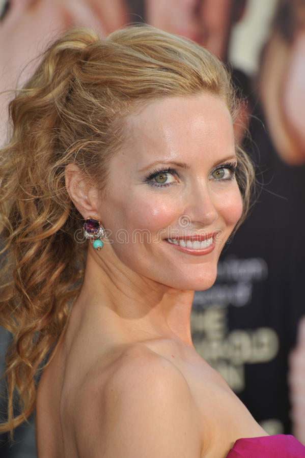 Leslie Mann. At the world premiere of her new movie 'Funny People' at the Arclight Theatre, Hollywood. July 20, 2009 Los Angeles, CA Picture: Paul Smith / royalty free stock photo