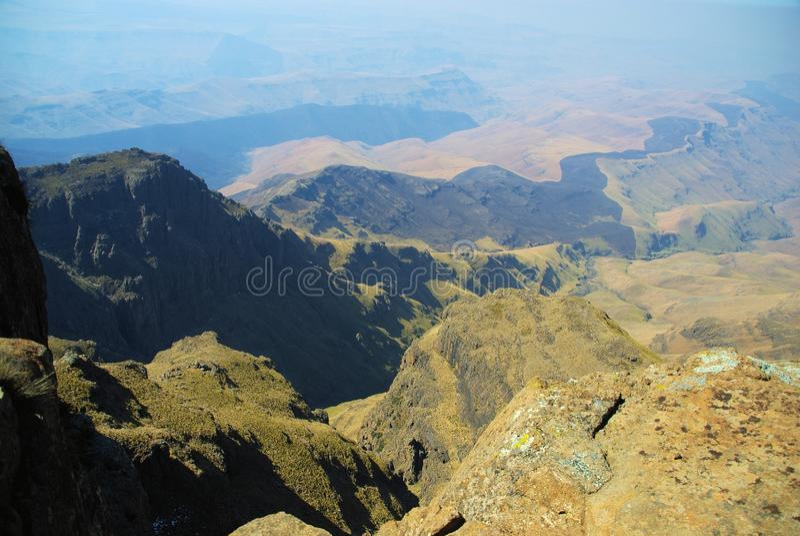 Lesotho imagens de stock