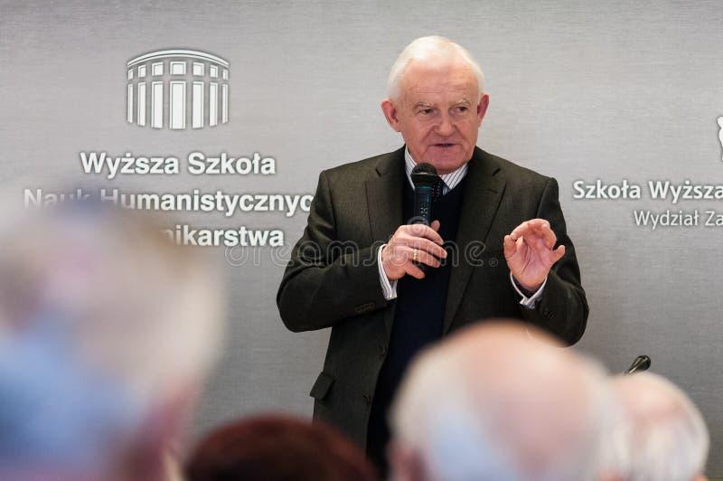Leszek Cezary Μίλερ στοκ εικόνες με δικαίωμα ελεύθερης χρήσης