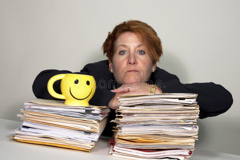 Download Let The Fun Begin stock photo. Image of paperwork, inundated - 26485658