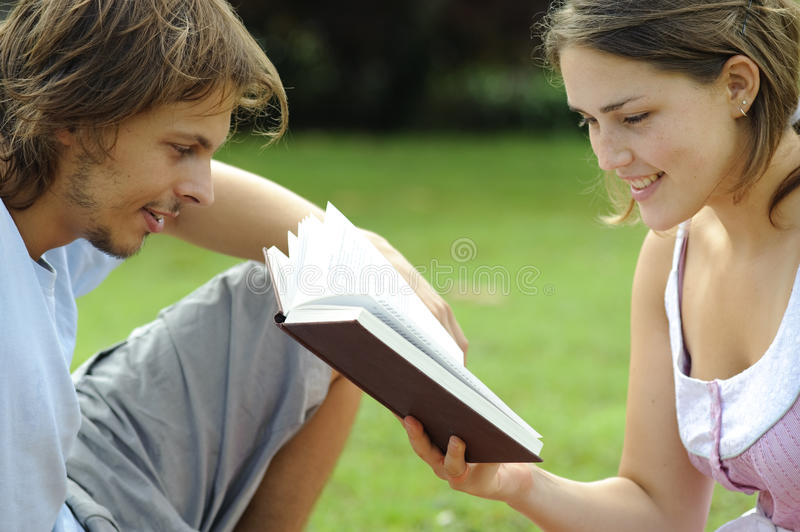 Download Let me read to you stock image. Image of relaxation, relationship - 13572569