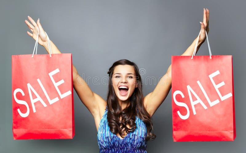 Download Let?s gaat voor verkoop! stock afbeelding. Afbeelding bestaande uit aantrekkelijk - 29514775