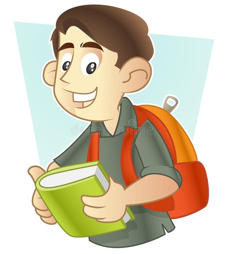 Download Let`s go to school stock illustration. Illustration of school - 16309703