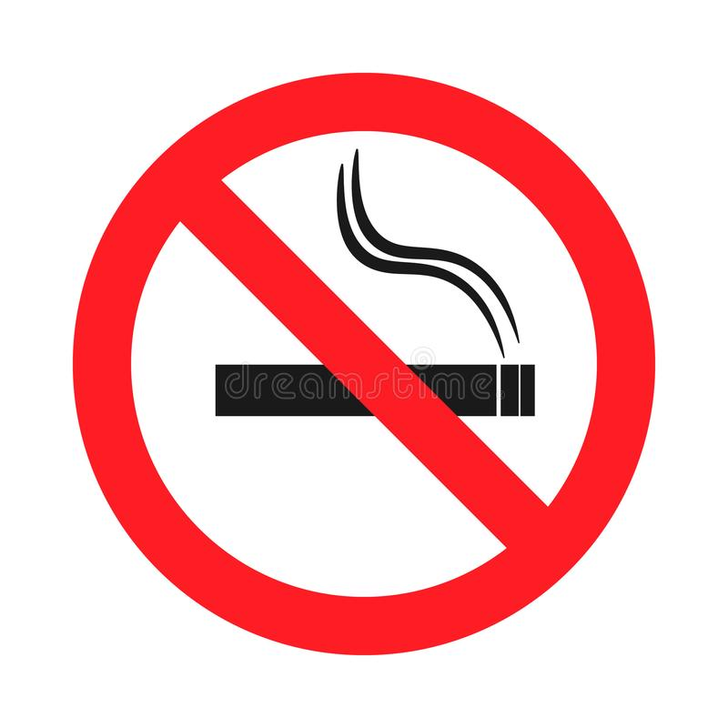 Free Let`s Say Stop Smoking.Take Care Of Yourself Stock Photos - 101335493