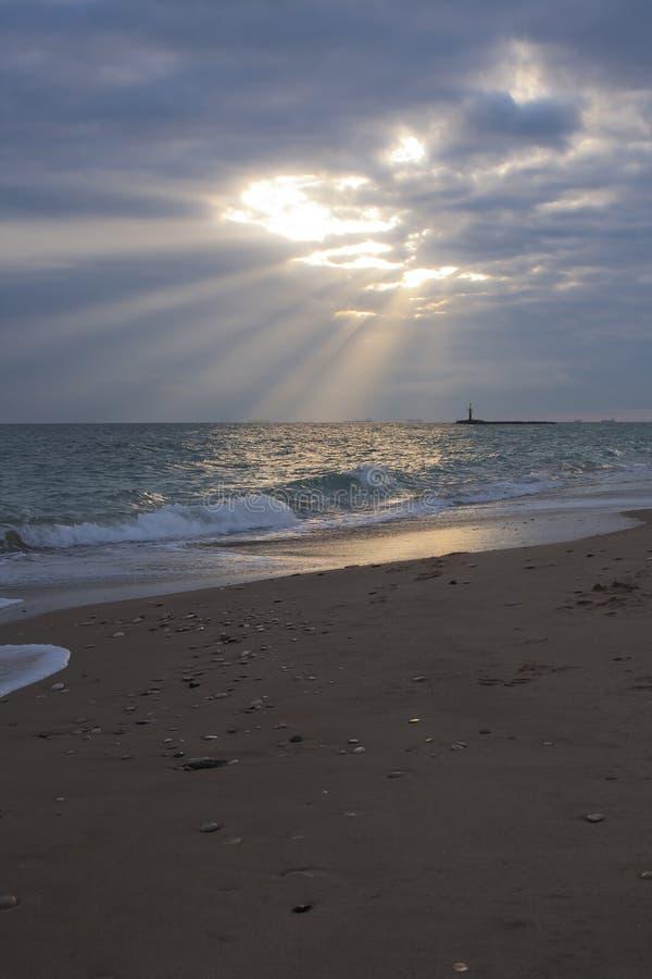 Download Let the sunrise stock image. Image of sunrise, sunset - 23064793