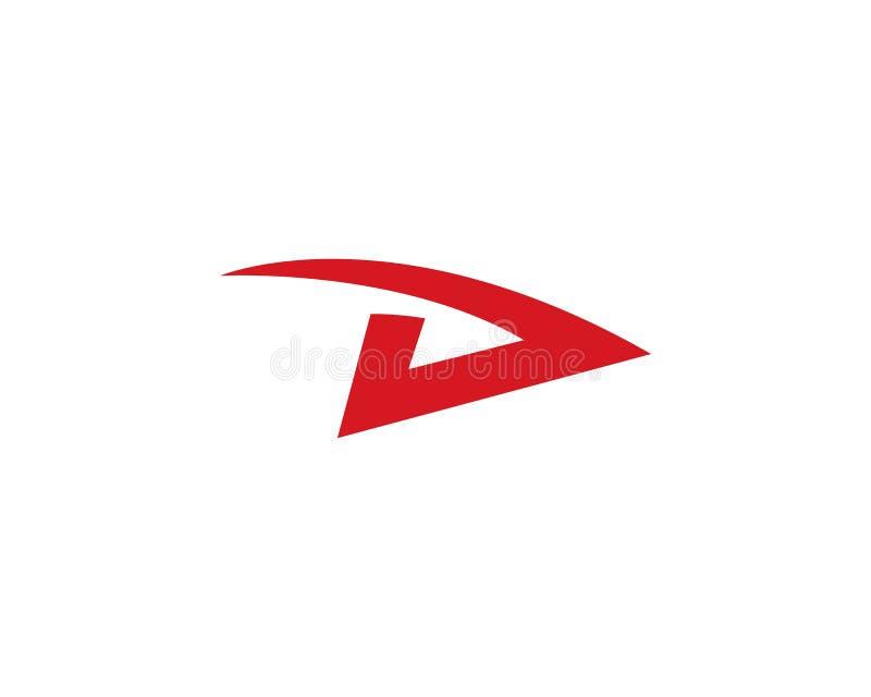 Letra Logo Business de D ilustração royalty free