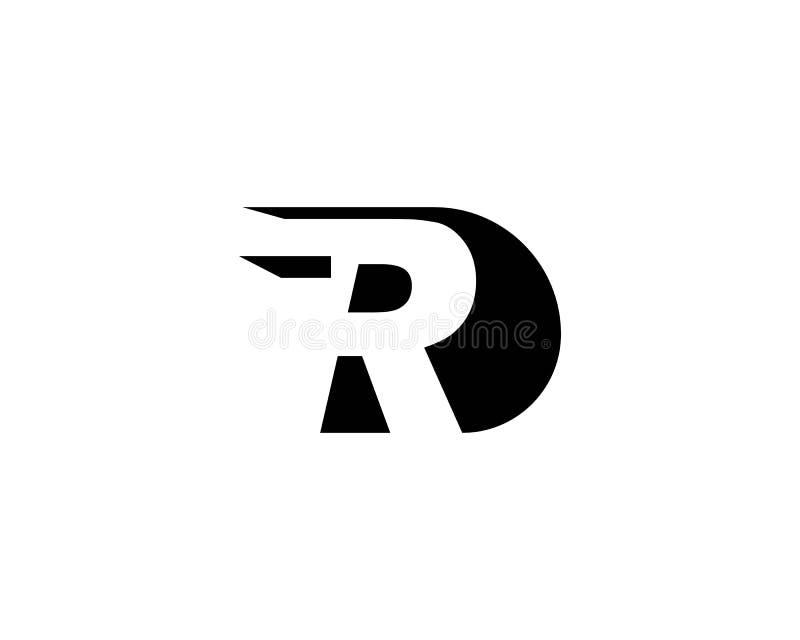 Letra Logo Business de R ilustração royalty free