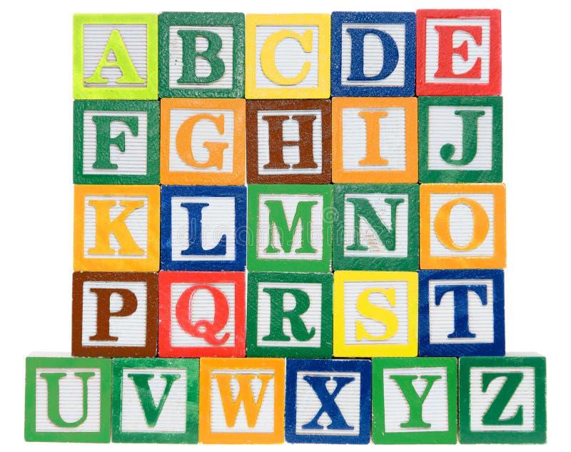 A Letra Obstrui A Soletração Sua Um Menino Imagens de Stock