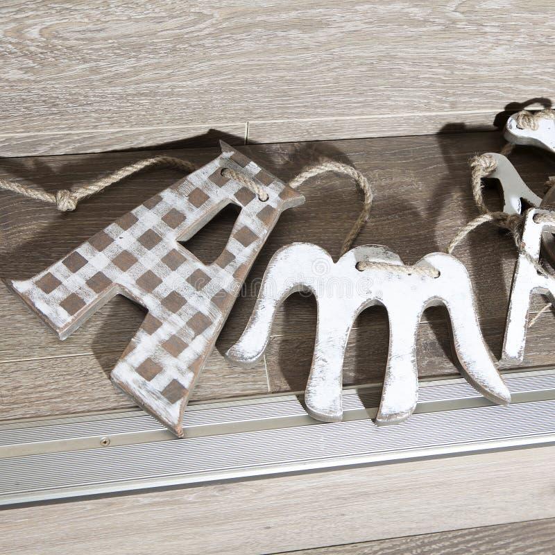 Download Letras de madeira foto de stock. Imagem de retro, inglês - 26516902