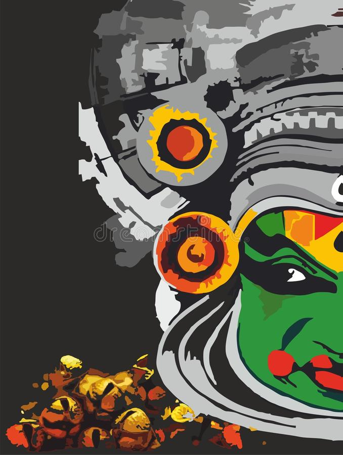 LETS GO CLASSICAL!!!. Kathakali is one of the major forms of classical Indian dance.It is another `story play` genre of art, but one distinguished by the stock illustration