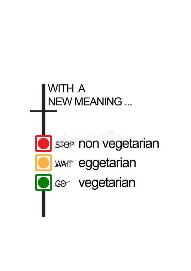 Lets haben eine neue Bedeutung! vektor abbildung