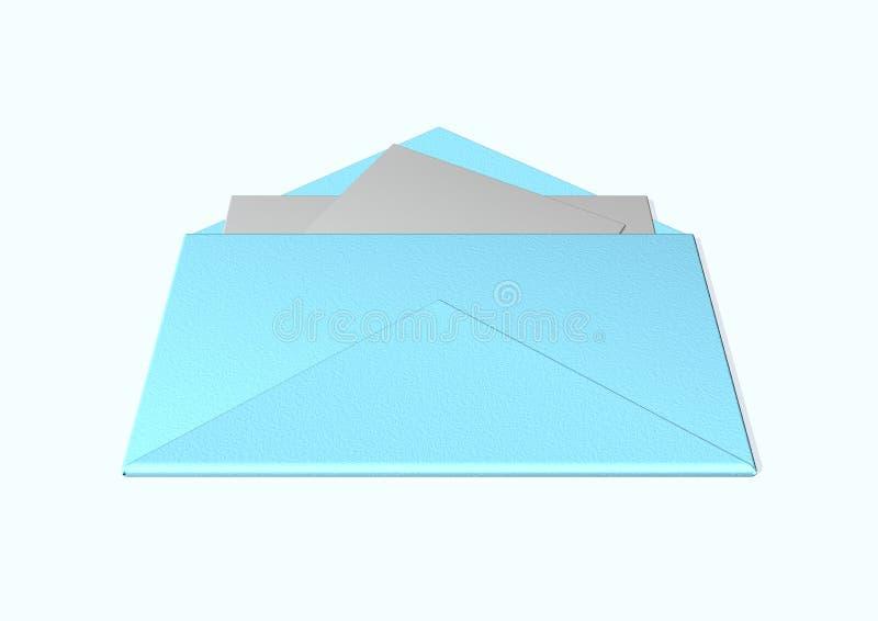 Download Letter stock illustration. Image of posted, message, letter - 11784530