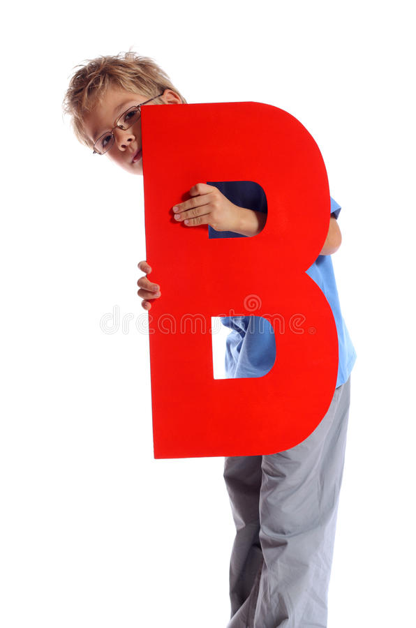 Download Letter B Royalty Free Stock Image - Image: 12047906