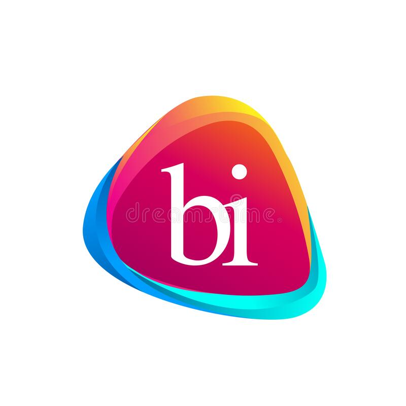 Bi Logo Stock Illustrations 756 Bi Logo Stock