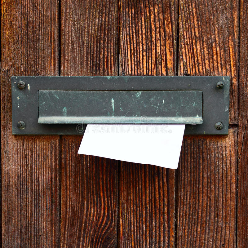 Download Letter box stock photo. Image of post, metal, retro, up - 35084766