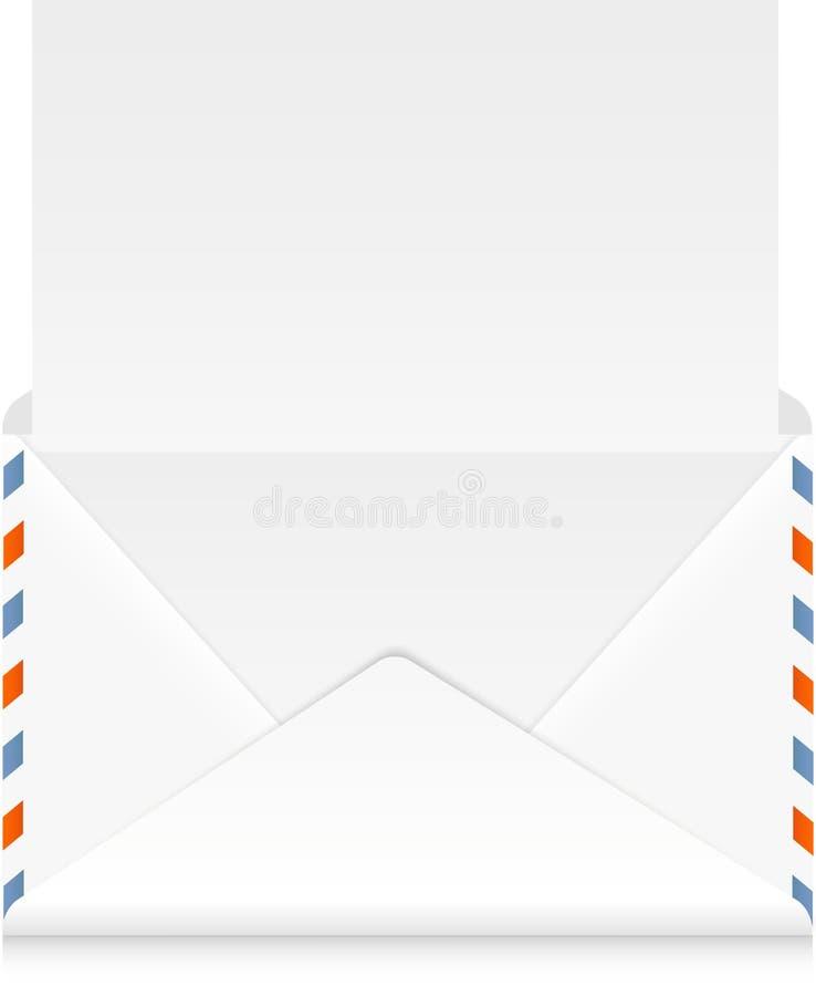 Letter vector illustration
