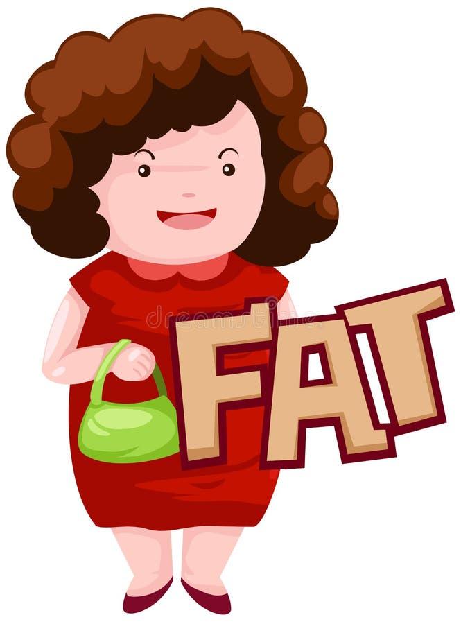 Download Letter of fat stock vector. Illustration of design, comic - 21886653