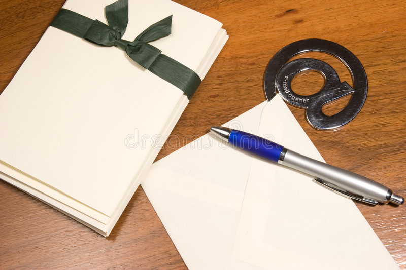 Download Letter from a friend stock image. Image of friendship - 5307559