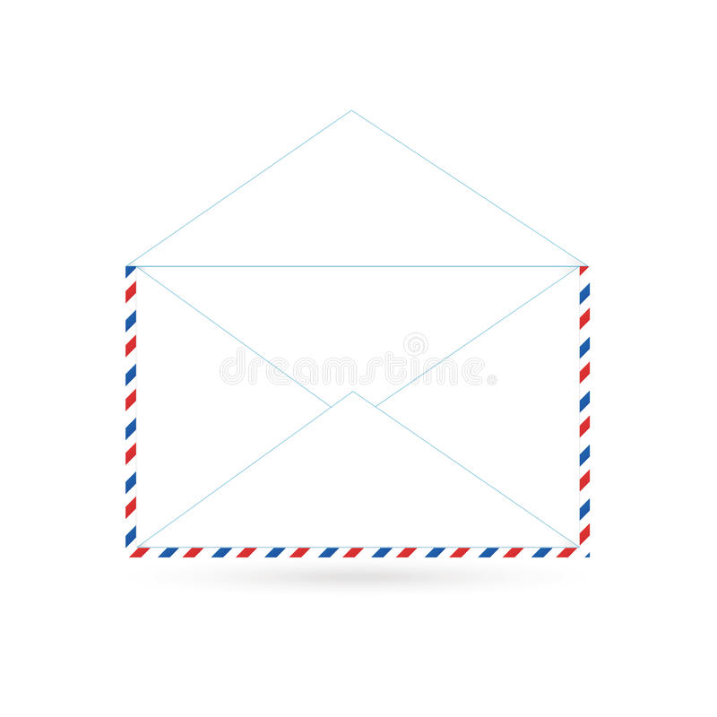 Download Letter open stock vector. Image of icon, arobas, ideas - 14496660