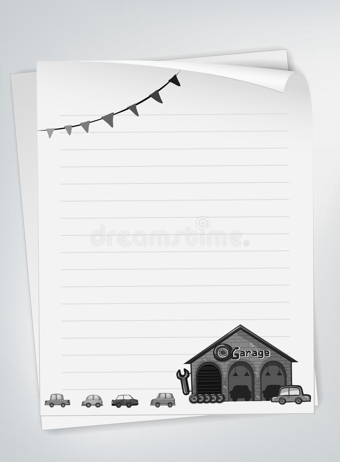 letter pad download