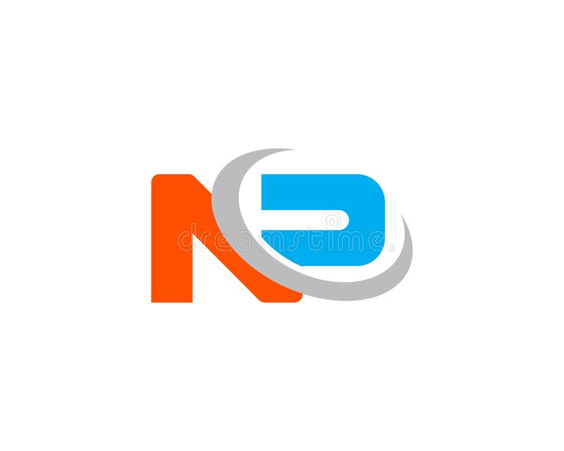 Letter Pn Np Initial Logo Template Creative Design Stock Illustration Illustration Of Icon Alphabet 151378585