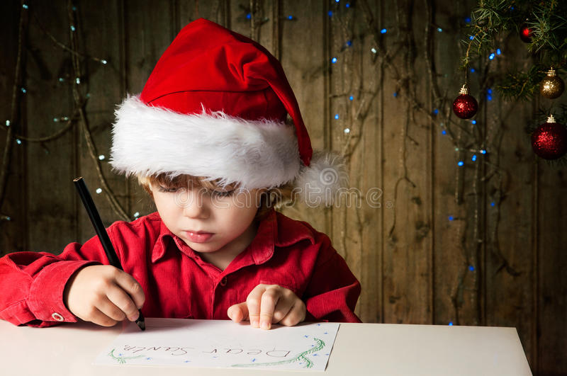 Download Letter To Santa Royalty Free Stock Photos - Image: 22095108