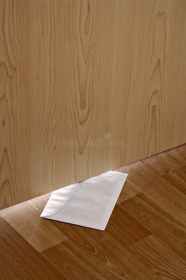 Download Letter under door stock image. Image of mail door home - 11438907 & Letter under door stock image. Image of mail door home - 11438907