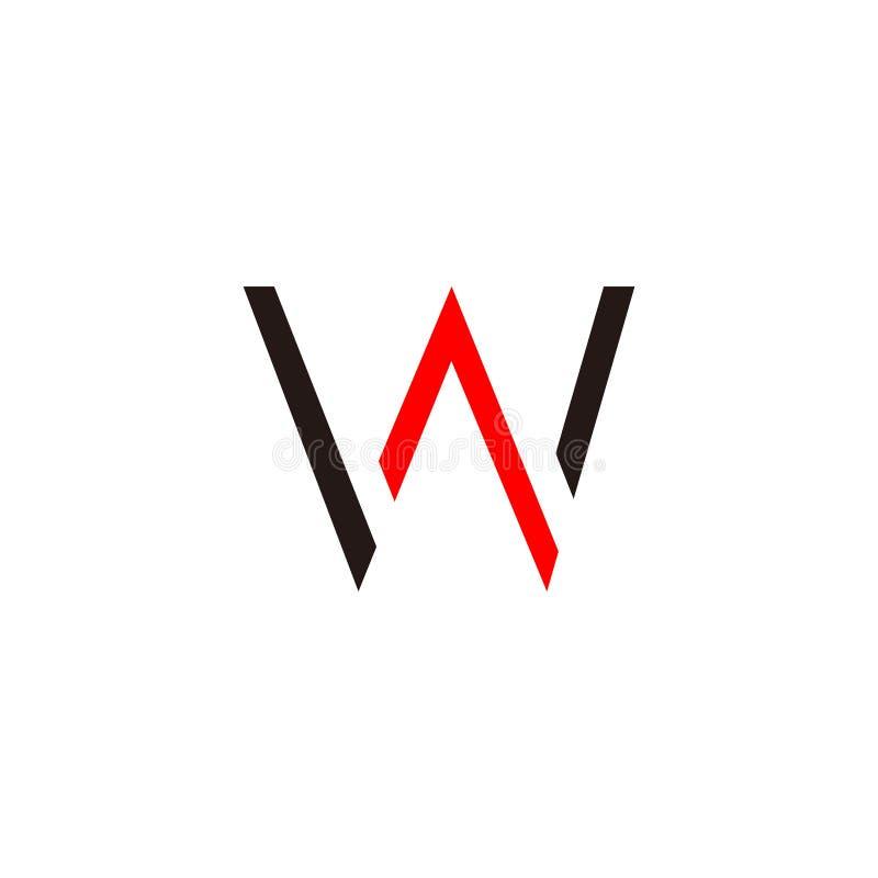 Vector Logo Icon Design. Letter P And Arrow Symbol. Stock