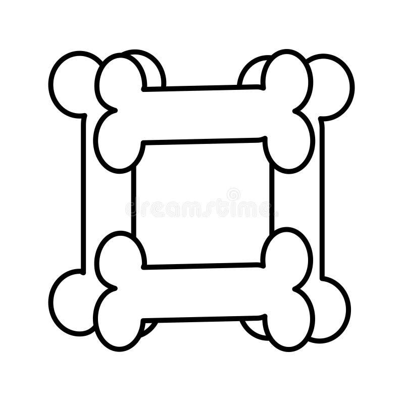 Lettera O illustrazione di stock